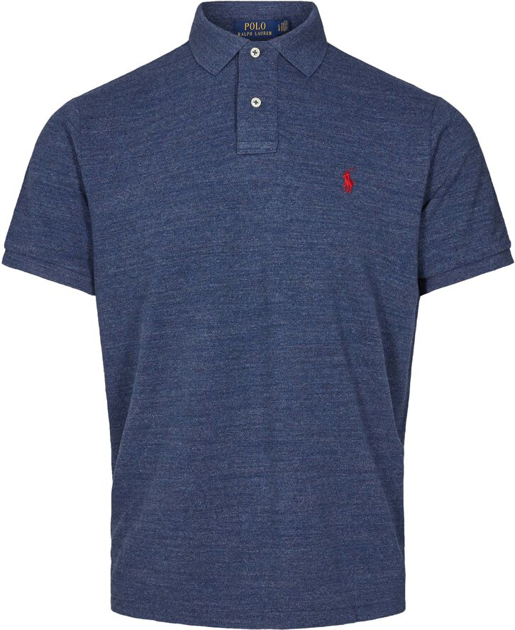 Basic polo custom fit