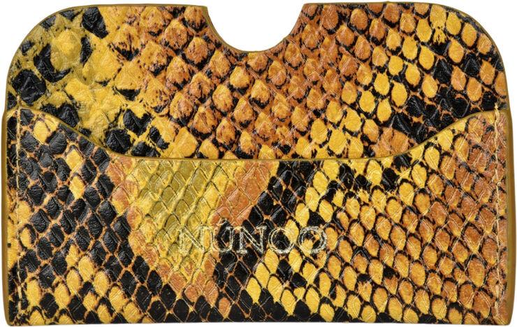 Carla snake deluxe yellow