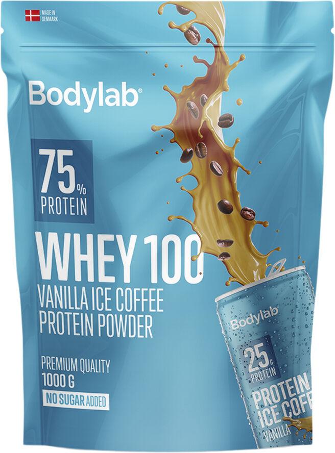 Bodylab Whey 100 Vanilla Ice Coffee