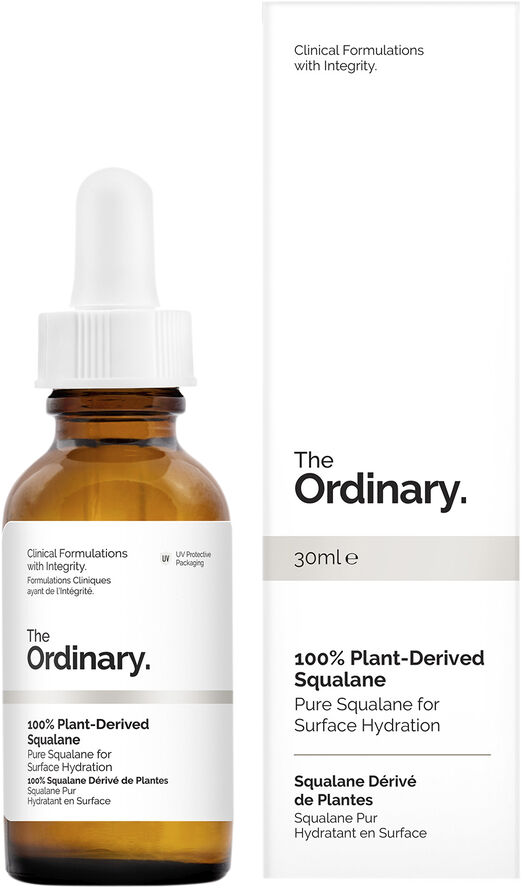 100% Plant Derived Squalane 30 ml.