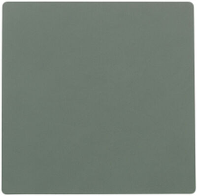 GLASS MAT SQUARE (10x10xm) NUPO pastel green