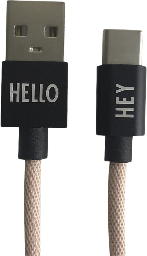 MICRO USB KABEL NUDE 1 METER