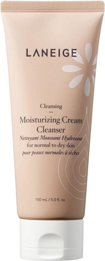 Moisturizing Foam - Cleanser