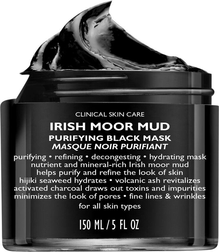 Irish Moor Mudpurifying Black Mask 150 ml.