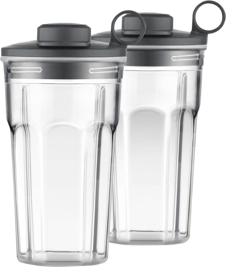 The Boss to go Twin cup pack - 2 pak smoothiebeholder til blender