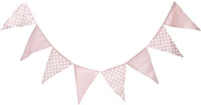 Bunting 3m Pink