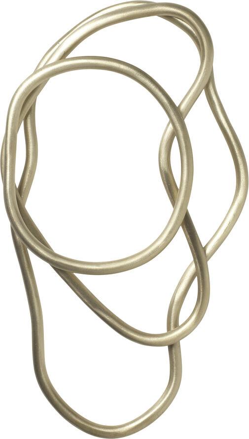 Pond Trivets - Set of 3 - Brass
