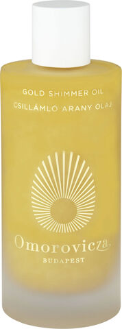 Gold Shimmer Oil 100 ml.