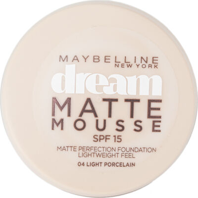 Dream Matte Foundation