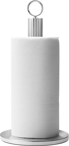 BERNADOTTE PAPER TOWEL HOLDER STAINLESS STEEL EU/AU H:29.8CM