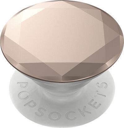 Metallic Diamond Rose Gold