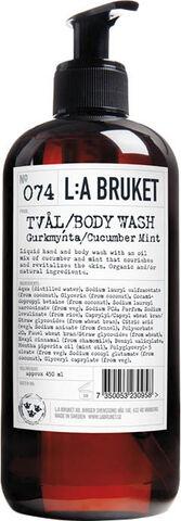 Hand & Body Wash Cucumber Mint 450 ml.