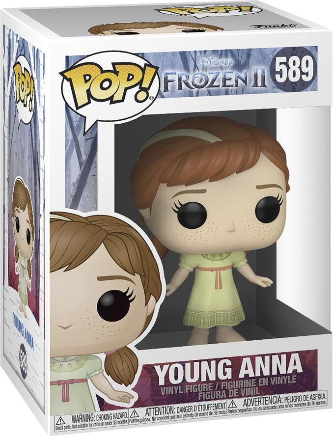 Funko! POP VINYL Disney Frozen 2 - Anna young