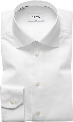 Signature Twill Shirt slim fit