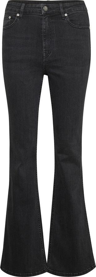 EmilindaGZ HW flared jeans NOOS