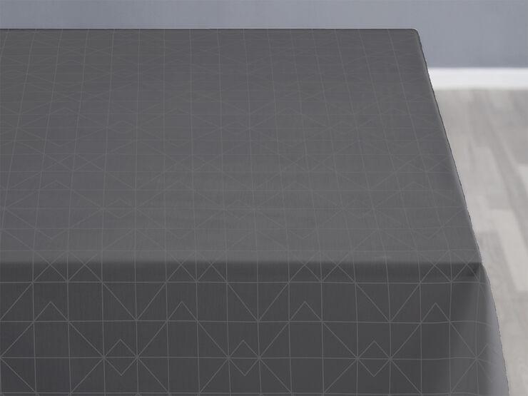 Dug 140x180 Refined damask Grey
