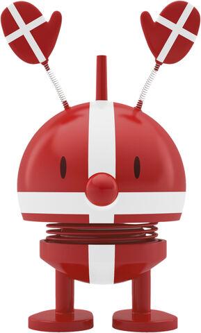 Hoptimist Baby Rooligan Bumble - Red