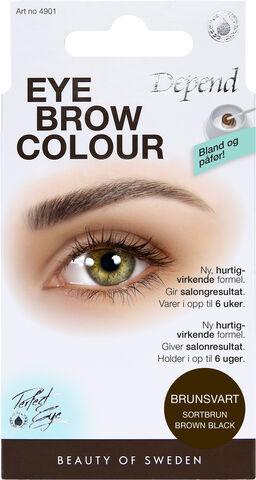 Eyebrow col. Brown black