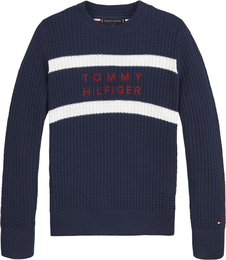 ESSENTIAL STRUCTURE SWEATER