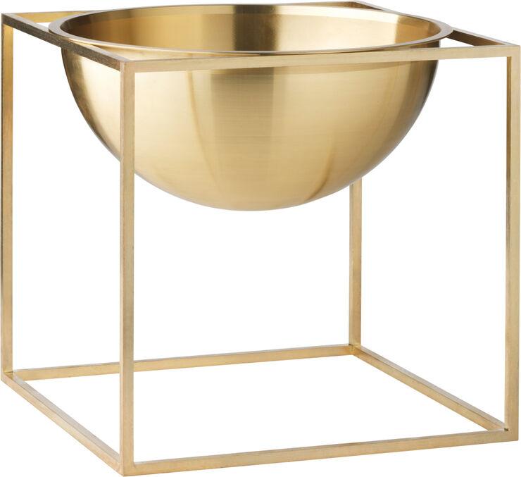 Kubus Bowl stor 23x23 cm.