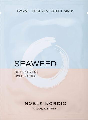 Seaweed Facial Treatment Sheet Mask