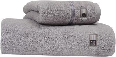 Lexington Hotel Towel Lt Gray/Gray