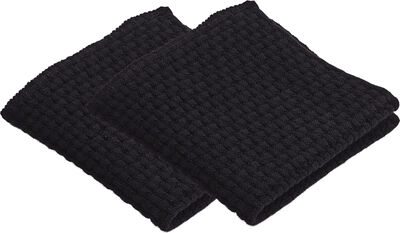 NORS dish cloths, Black