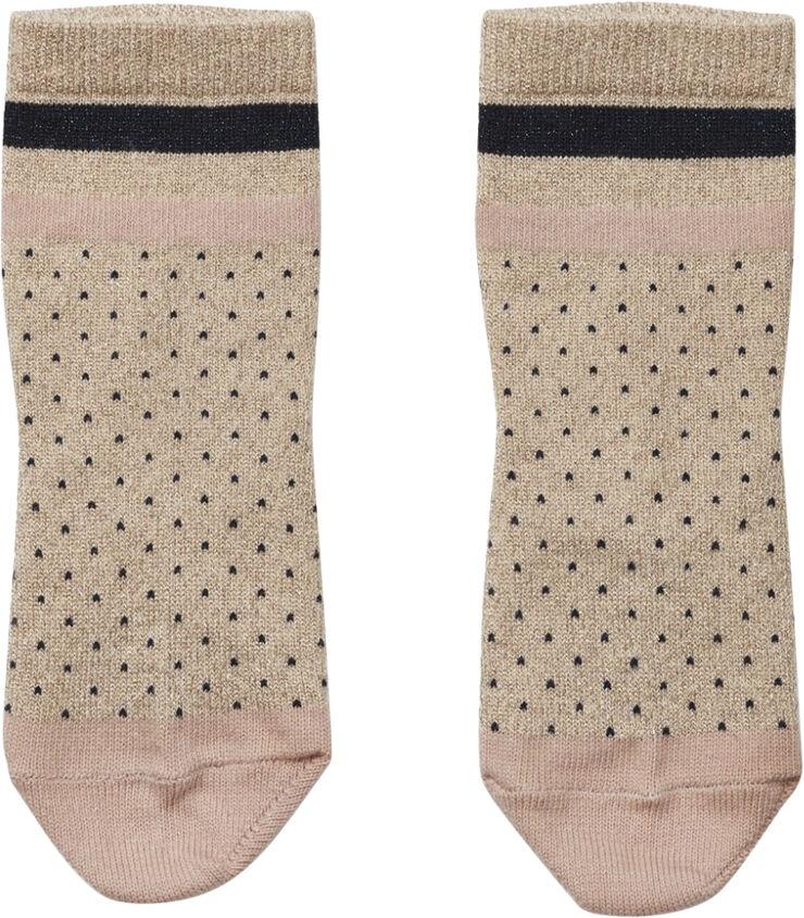Silas lurex socks