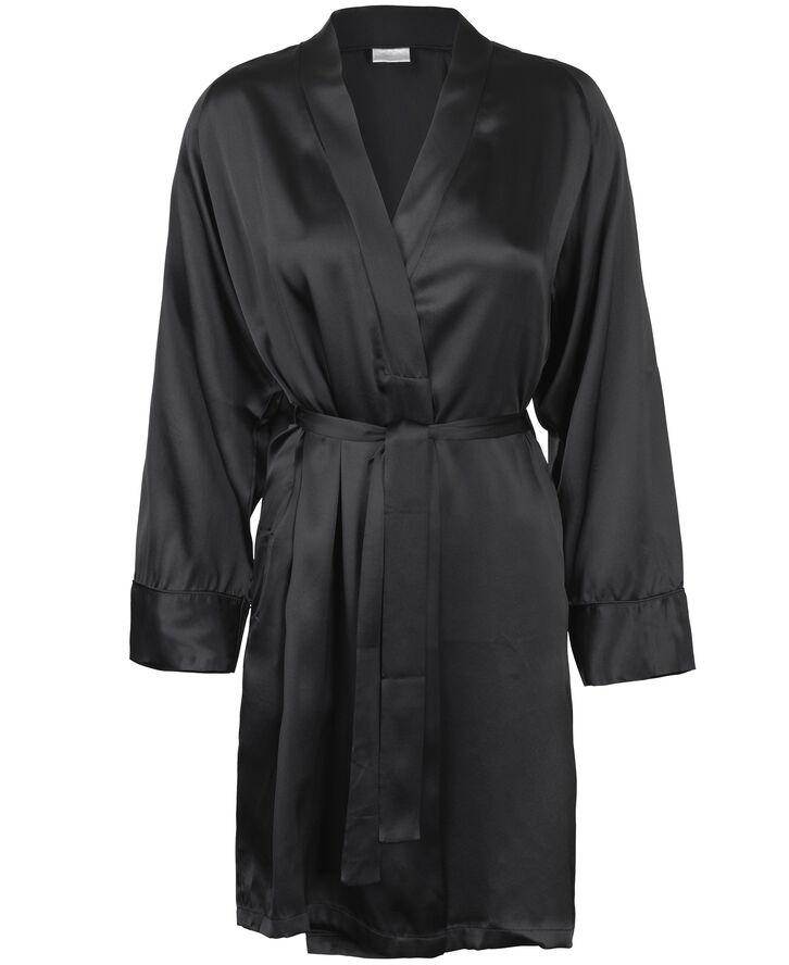Silke Kimono, kort