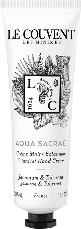 Botanical Aqua Sacrae Hand Cream 30 ml.