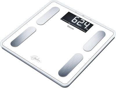 Kropsanalysevægt i hvid BF 400