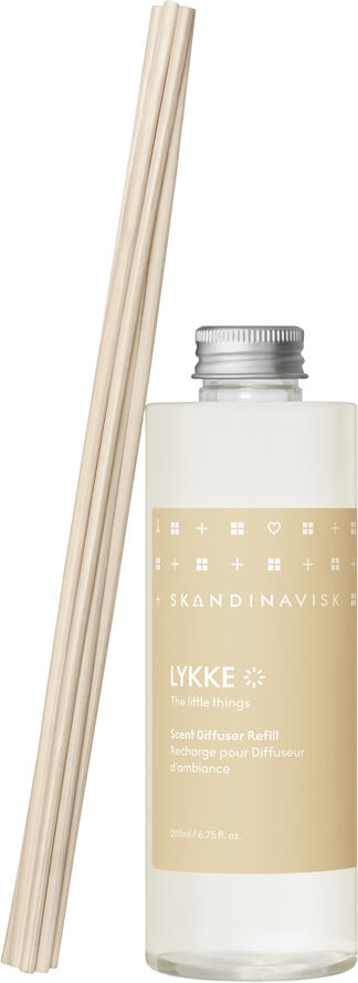 LYKKE Reed diffuser refill 200ml