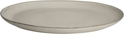 Nordic Sand fad ovalt