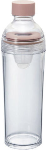 Hario Filter-in Portable bottle 40 cl lys rosa