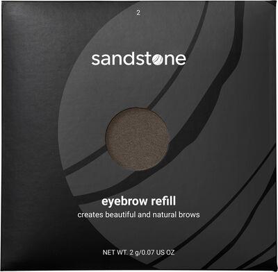 Sandstone Eyebrow Refill 2 g
