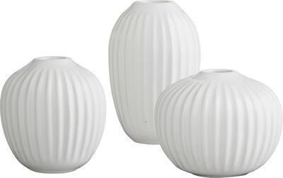 Hammershøi minivase 3-pak Hvid
