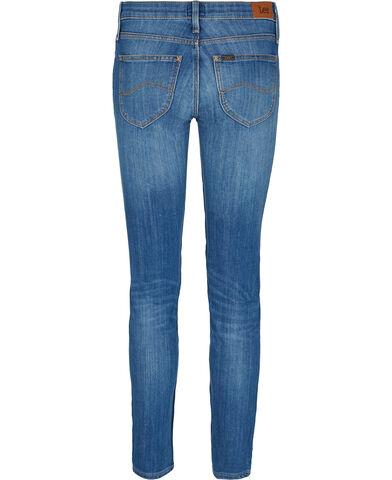 Scarlett blue drop jeans