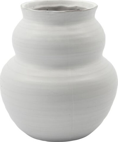 Vase, Juno, Hvid