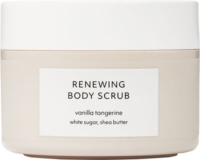 Vanilla Tangerine Renewing Body Scrub