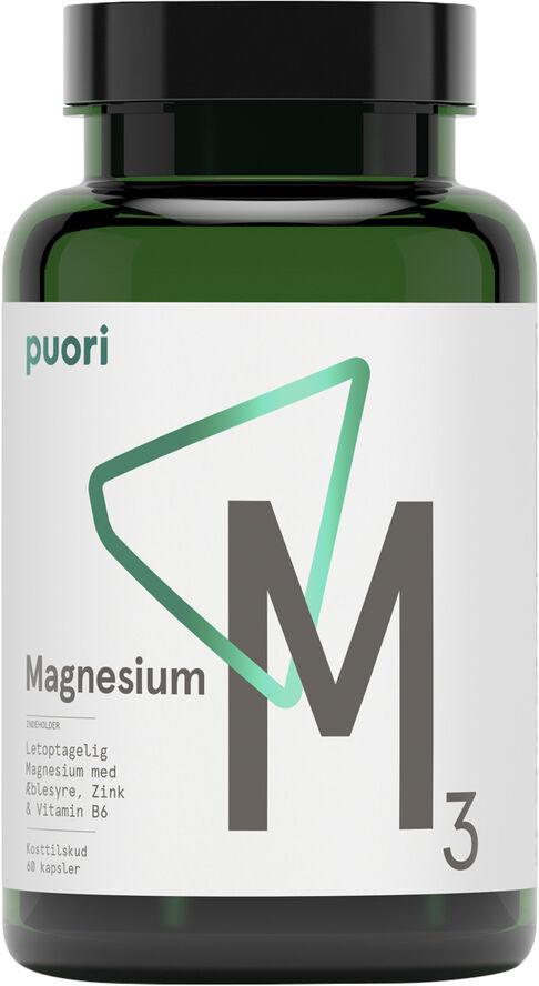 PUORI M3 - 60 capsules - veggie