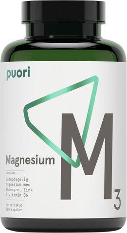 PUORI M3 - 180 capsules - veggie