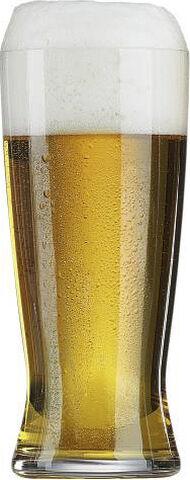 Beer Classics 4 stk. Lager ølglas