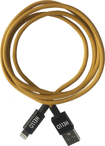Lightning cable 1 meter colors