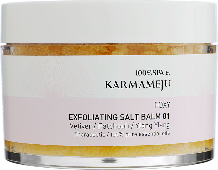 FOXY Salt Body Scrub 01 350 ml.