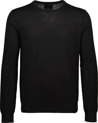 Fine merino wool jumper