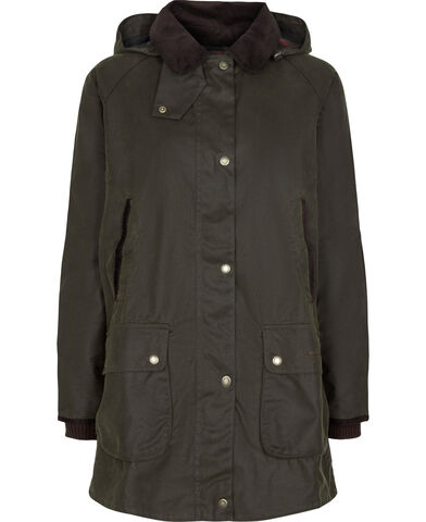 Barbour Inverness Wax