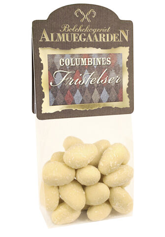 Kokos choko-mandler