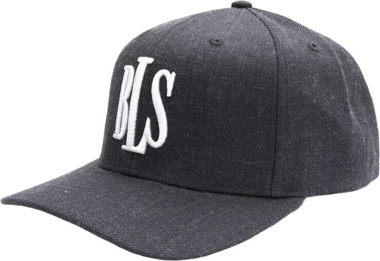 Classic Baseball Cap Grey