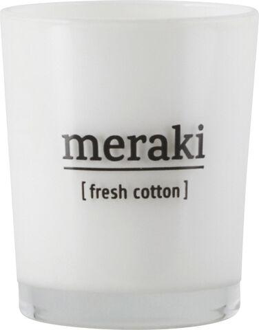 Duftlys Fresh Cotton