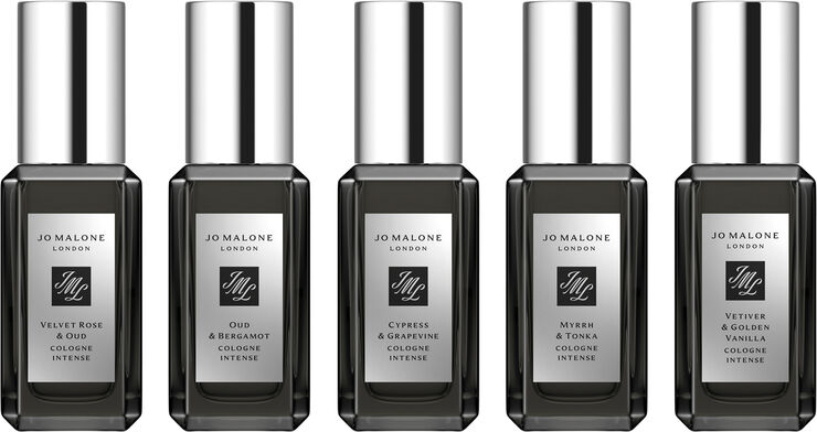 Cologne Intense Collection